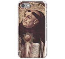 Thomas Aquinas iPhone Case/Skin