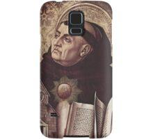 Thomas Aquinas Samsung Galaxy Case/Skin