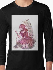 The Flower  Long Sleeve T-Shirt