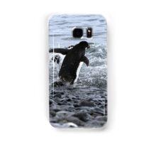Adelie Penguins Antarctica 2B Samsung Galaxy Case/Skin