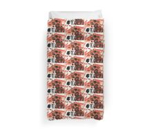 Peace gallery Duvet Cover