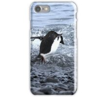 Adelie Penguins Antarctica 2C iPhone Case/Skin