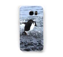 Adelie Penguins Antarctica 2C Samsung Galaxy Case/Skin