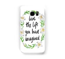 Imaginative Lily Samsung Galaxy Case/Skin