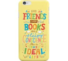 The Ideal Life iPhone Case/Skin