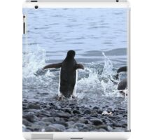 Adelie Penguins Antarctica 2E iPad Case/Skin