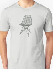 Eames Wire Chair T-Shirt