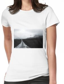 Scottish High Road Womens Fitted T-Shirt
