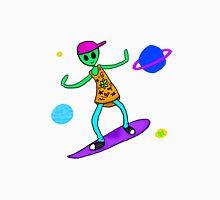 Rad Surfing Alien Unisex T-Shirt