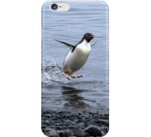 Adelie Penguins Antarctica 5 iPhone Case/Skin