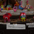 The Parliament Gathers by Pagly4u