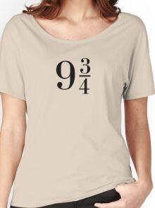 9 3/4  Women's Relaxed Fit T-Shirt