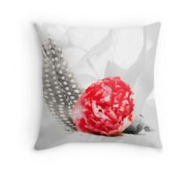 Steaming African Nights Throw Pillow