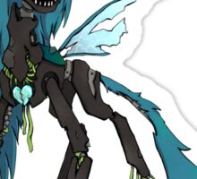 My Little Pony - Queen Chrysalis Animatronic Sticker