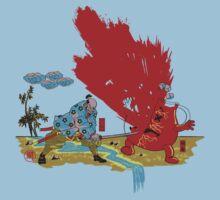 Koolest Samurai Ever! T-Shirt