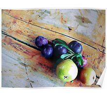 Fruit Flip Poster