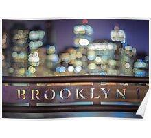 Out Of Brooklyn Poster