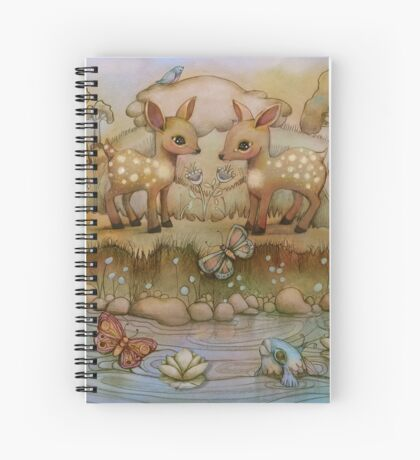 down by the riverside Spiral Notebook