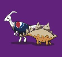 """Pepsi-saurs... Tostito-dons..."" by Rach A"