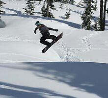 Snowboarder by skreklow