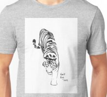 Tiger on the Prowl Unisex T-Shirt