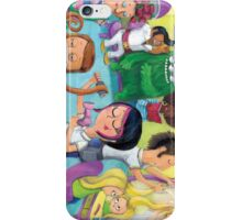 Hair Beauty Saloon iPhone Case/Skin