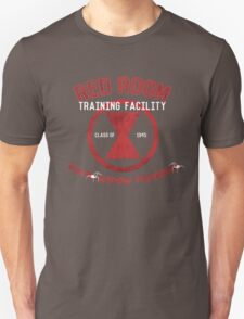 Red Room Training Facility T-Shirt