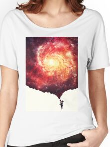 The universe in a soap-bubble! Women's Relaxed Fit T-Shirt