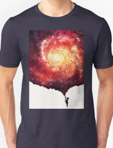 The universe in a soap-bubble! Unisex T-Shirt