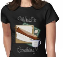 What's Cooking Womens Fitted T-Shirt
