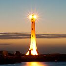 St Kilda Rocket.. Opps... Lighthouse... by Puggs