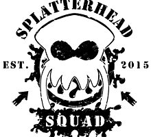 Splatterhead Squad Inverted by hpkomic