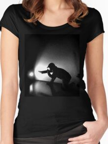 The Light Women's Fitted Scoop T-Shirt