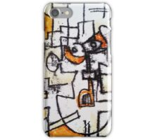 The Cricketer- Hand Painted Monoprint iPhone Case/Skin
