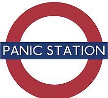 Panic Station by AngelCisneros