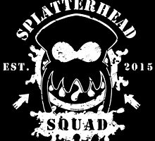 Splatterhead Squad by hpkomic