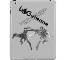 Log Horizon VS. Sword Art Online iPad Case/Skin