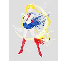 Sailormoon Print Photographic Print