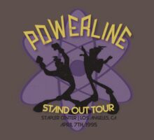 Vintage Powerline Concert Logo - A Goofy Movie Kids Clothes