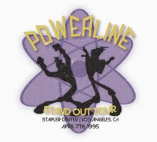 Vintage Powerline Concert Logo - A Goofy Movie Kids Tee
