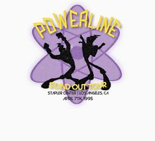 Vintage Powerline Concert Logo - A Goofy Movie Unisex T-Shirt
