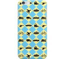 Travel Ride iPhone Case/Skin