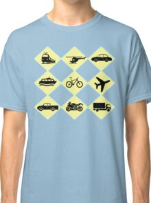 Travel Ride Classic T-Shirt