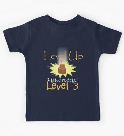 Level 3 Kids Tee