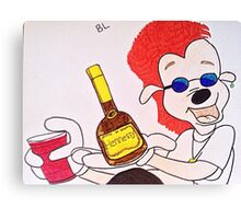 A Very extreme goofy movie  Canvas Print