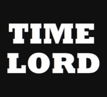 TIME LORD by alexiliadis