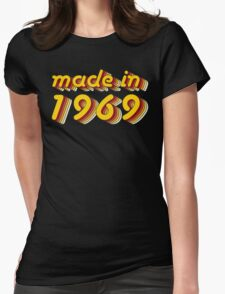 Made in 1969 (Yellow&Red) T-Shirt