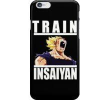 Train Insaiyan 4 iPhone Case/Skin