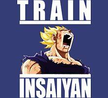 Train Insaiyan 4 T-Shirt