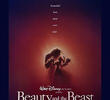 Beauty and the Beast Poster by rachelgracey
